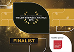 Welsh Business Awards - 2016 Finalist