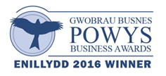 Powys Business Awards - 2016 Finalist