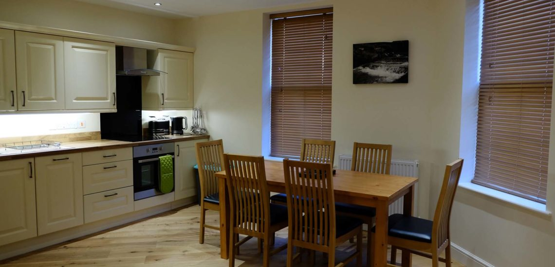 Cwtch Apartment, Mid Wales Holiday Lets, Rhayader, Self Catering