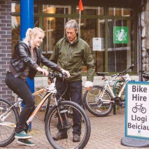 bike hire mid wales