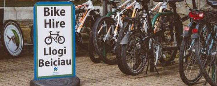 Mid Wales Holiday Let Bike Hire
