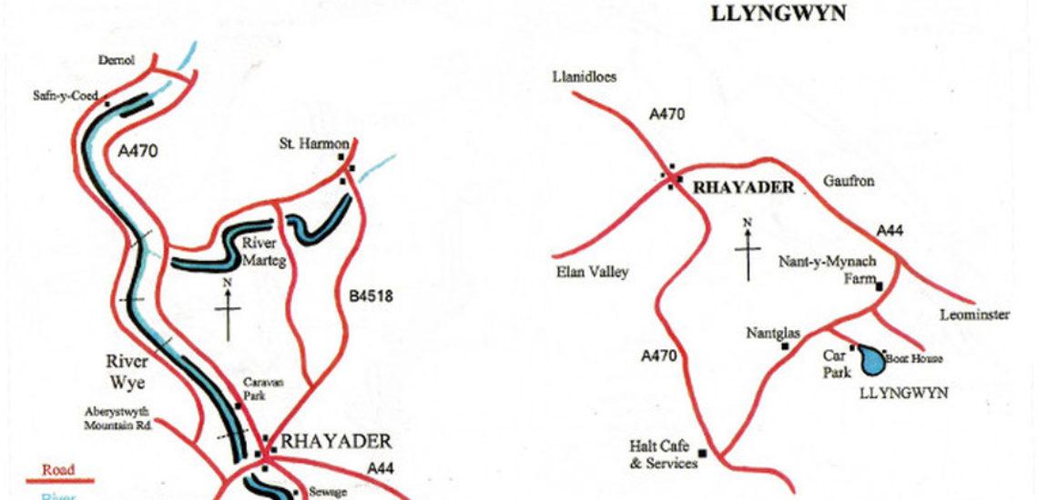 Mid Wales Holiday Lets fishing permits for Rhayader and Elan Valley Angling association