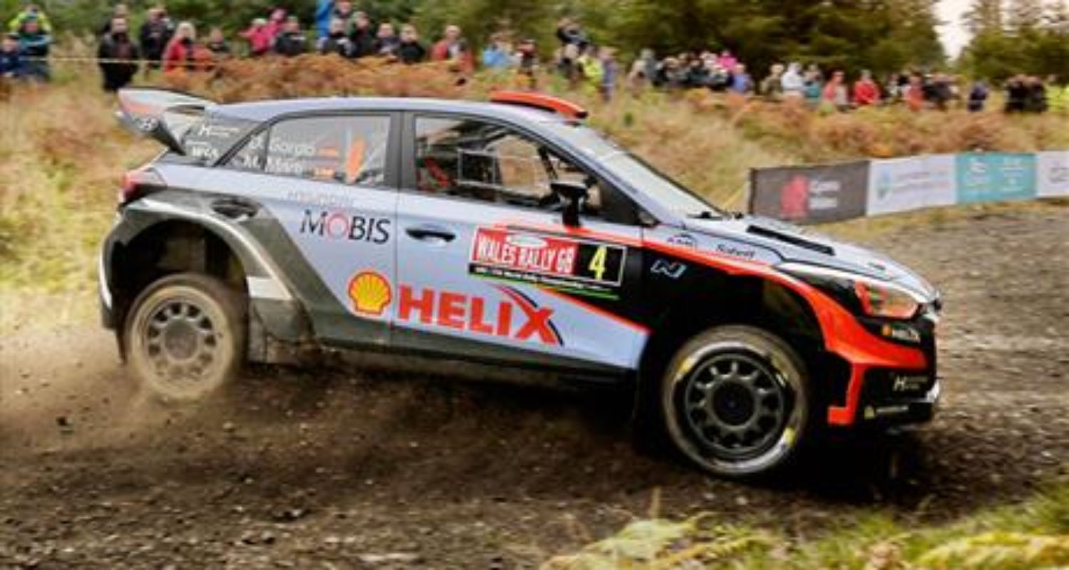 Rally GB accommodation Nicky Grist stages rally.