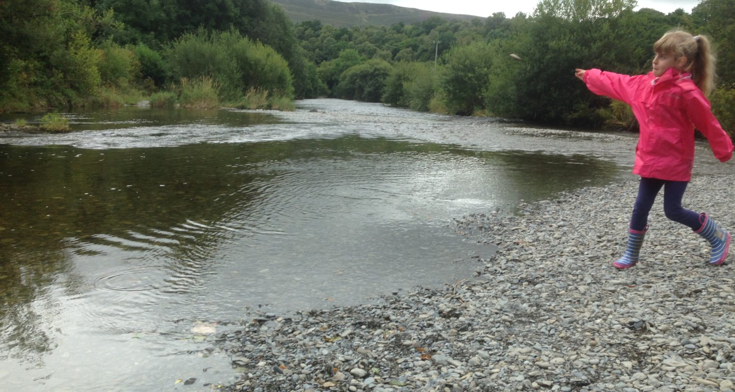 Apartments on River Wye, Year of the sea, Mid Wales Holiday Lets