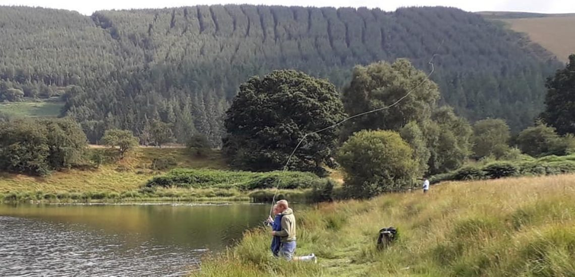 Family break... Fly Fishing accommodation in Mid Wale, Mid Wales Holiday Lets