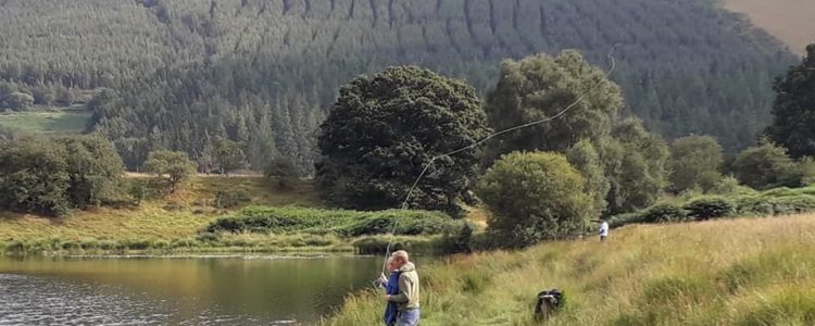 Fly Fishing accommodation in Mid Wale, Mid Wales Holiday Lets