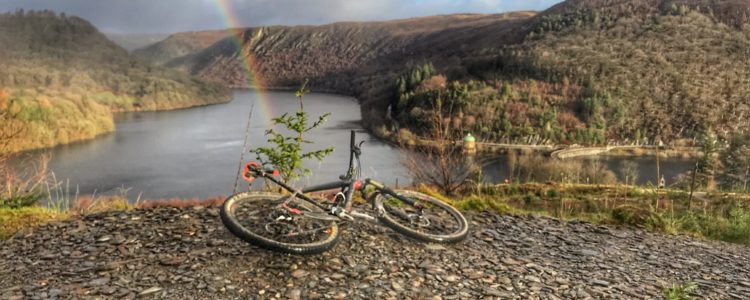 Mountain biking breaks in Mid Wales - Elan Valley - Rhayader