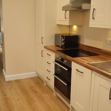 Afonwy House Mid Wales Holiday Lets Kitchen Elan Valley Accommodation