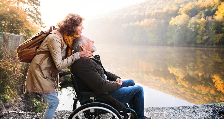 Accessible Accommodation at Old Drapers Mid Wales Holiday Lets Rhayader, Elan Valley