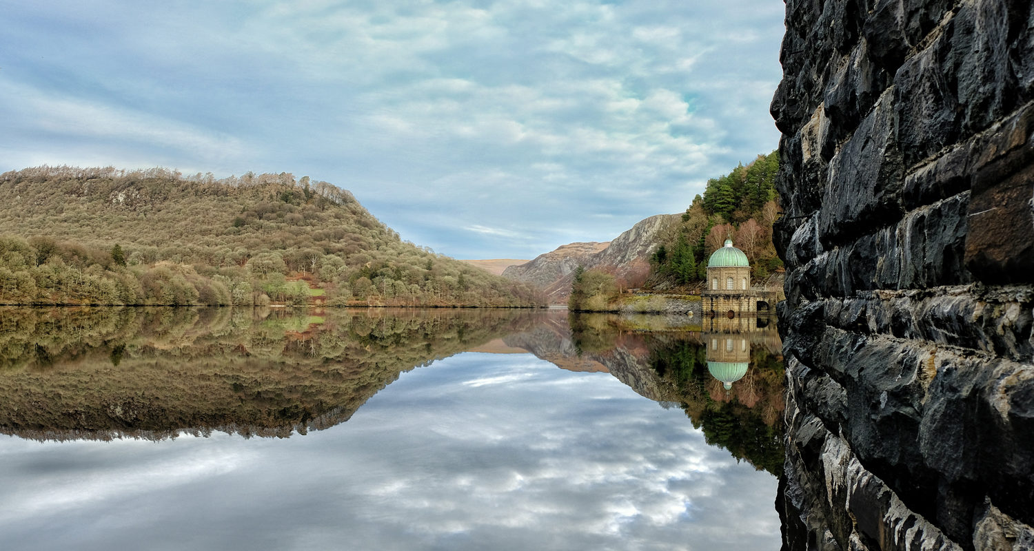 Exploring the Elan Valley and Claerwen Valley with Mid Wales Holiday Lets as your base Credit - Neil Judge