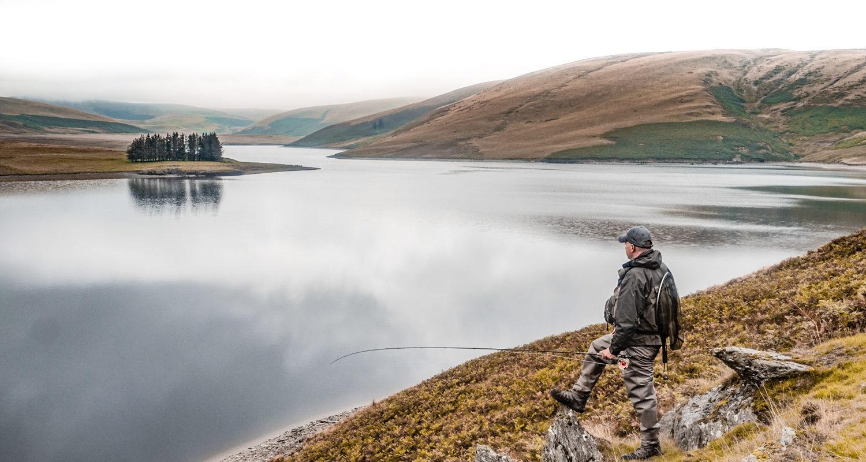 Fly Fishing Breaks at Mid Wales Holiday Lets Rhayader, Elan Valley Credit - fishingwales.net