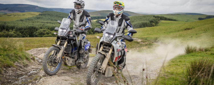 Yamaha Off Road Experience Accommodation in Mid Wales Rhayader near Llanidloes with bike store, Mid Wales Holiday Lets