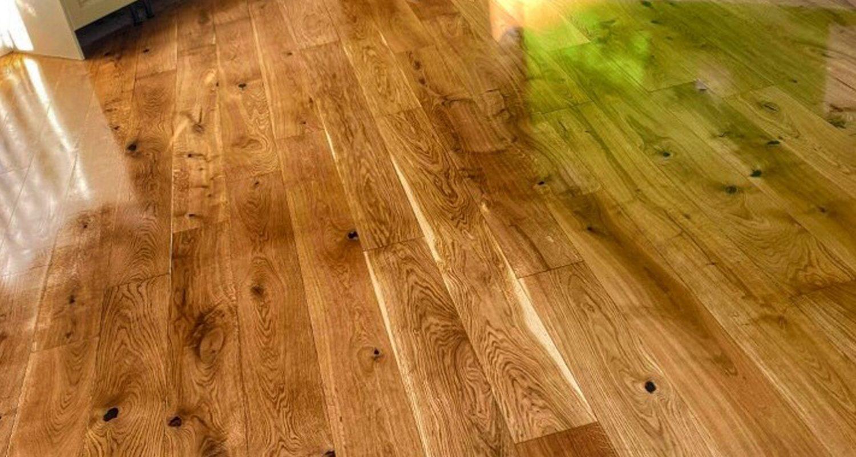 Old Drapers New Flooring at Mid Wales Holiday Lets Rhayader Elan Valley